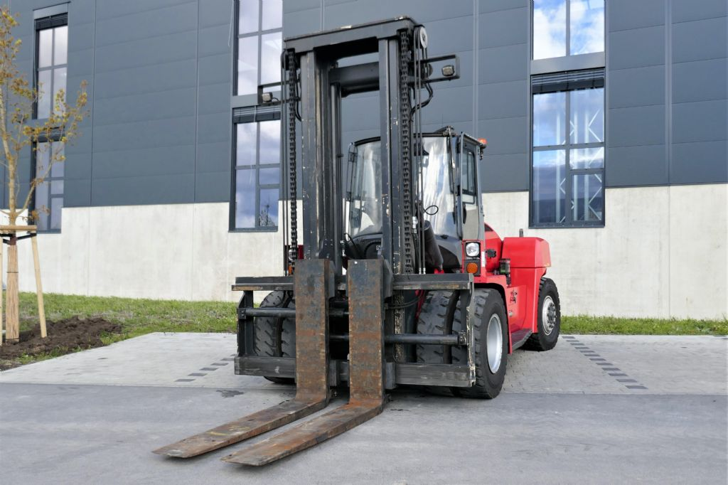 Kalmar DCG160-12 Diesel Forklift www.schumacher-gabelstapler.de