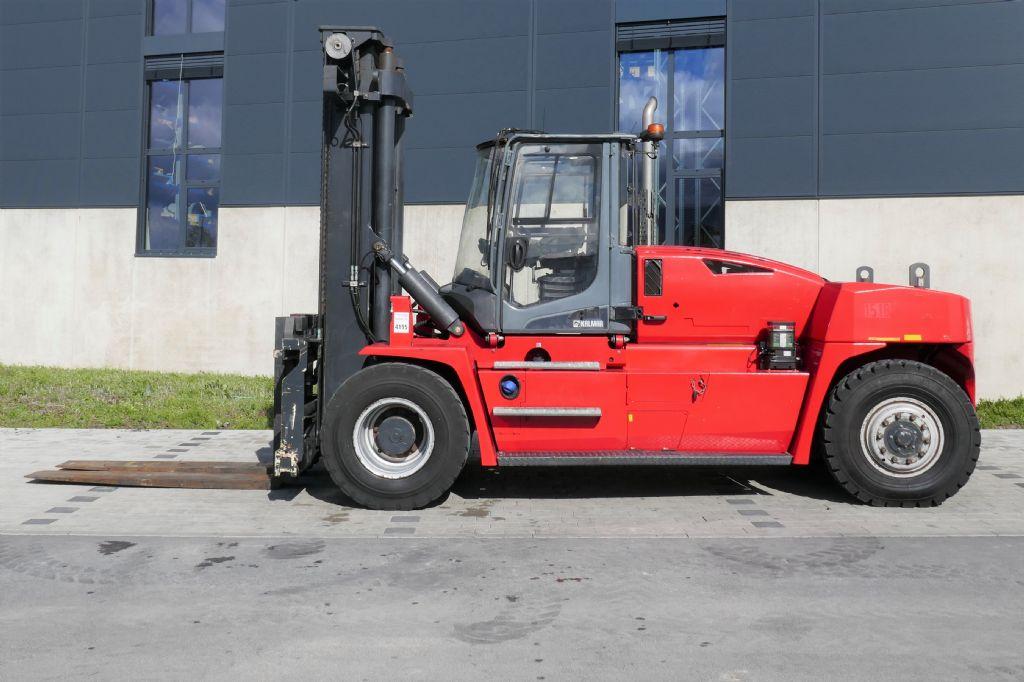Kalmar DCG160-12 Dieselstapler www.hanselmann.de