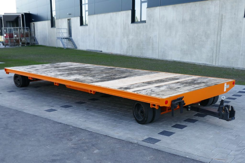 *Sonstige TPW16-AL-AS Industrieanhänger www.hanselmann.de