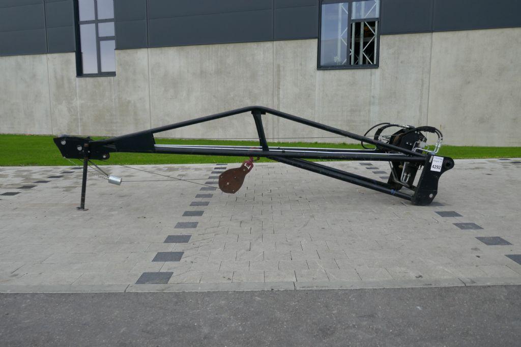 Manitou PT1000 Hydraulische Seilwinde www.hanselmann.de