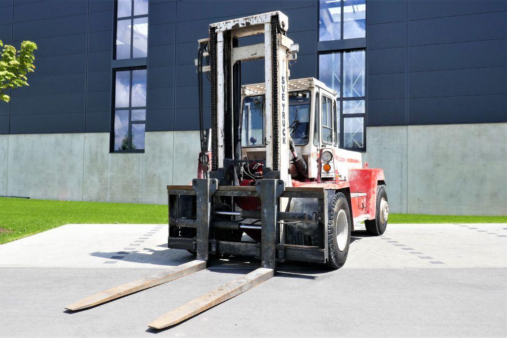 Svetruck 16120-38 Dieselstapler www.hanselmann.de