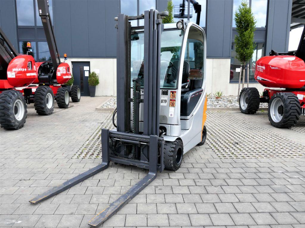 Still RX 60-20 Elektro 4 Rad-Stapler www.hanselmann.de