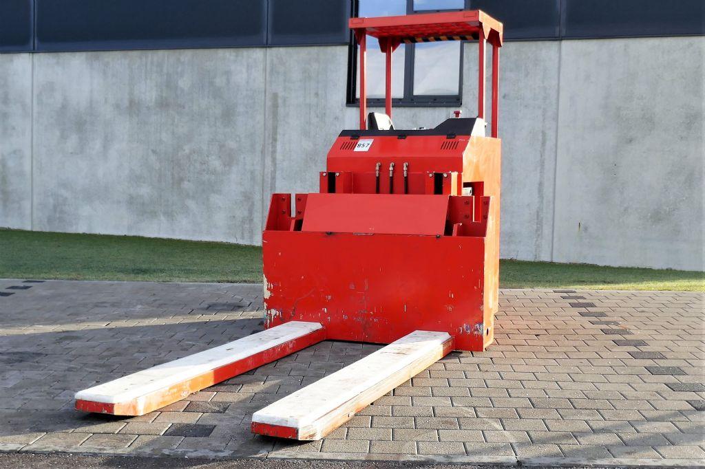 Baka Schwerlastniederhubwagen Niederhubwagen www.hanselmann.de