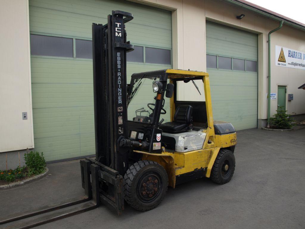 TCM FHD36Z9 Dieselstapler www.gabelstaplerservice.at