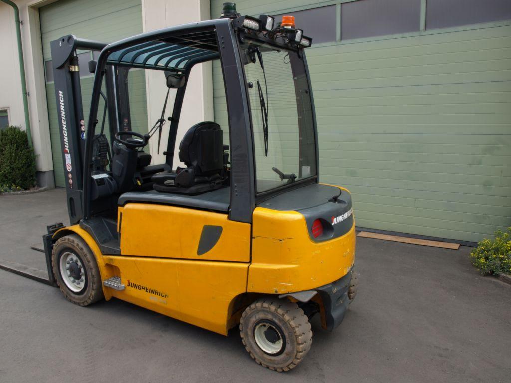 Jungheinrich EFG540 GE160-345ZZ Elektro 4 Rad-Stapler www.gabelstaplerservice.at