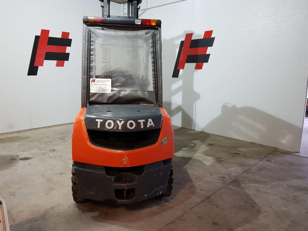 Toyota 02-8FDF30 Dieselstapler www.heinbockel-gabelstapler.de