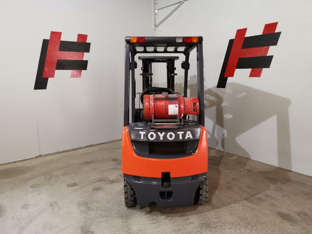 Toyota 02-8FGF15 Treibgasstapler www.heinbockel-gabelstapler.de