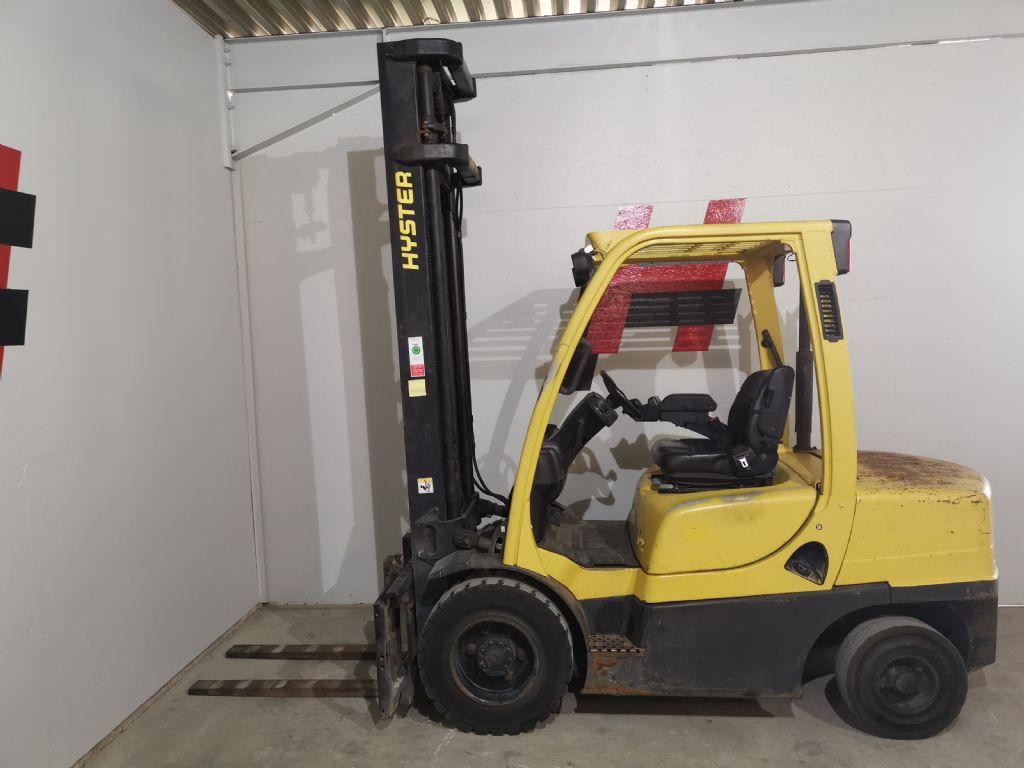 Hyster H3.5FT Dieselstapler www.heinbockel-gabelstapler.de