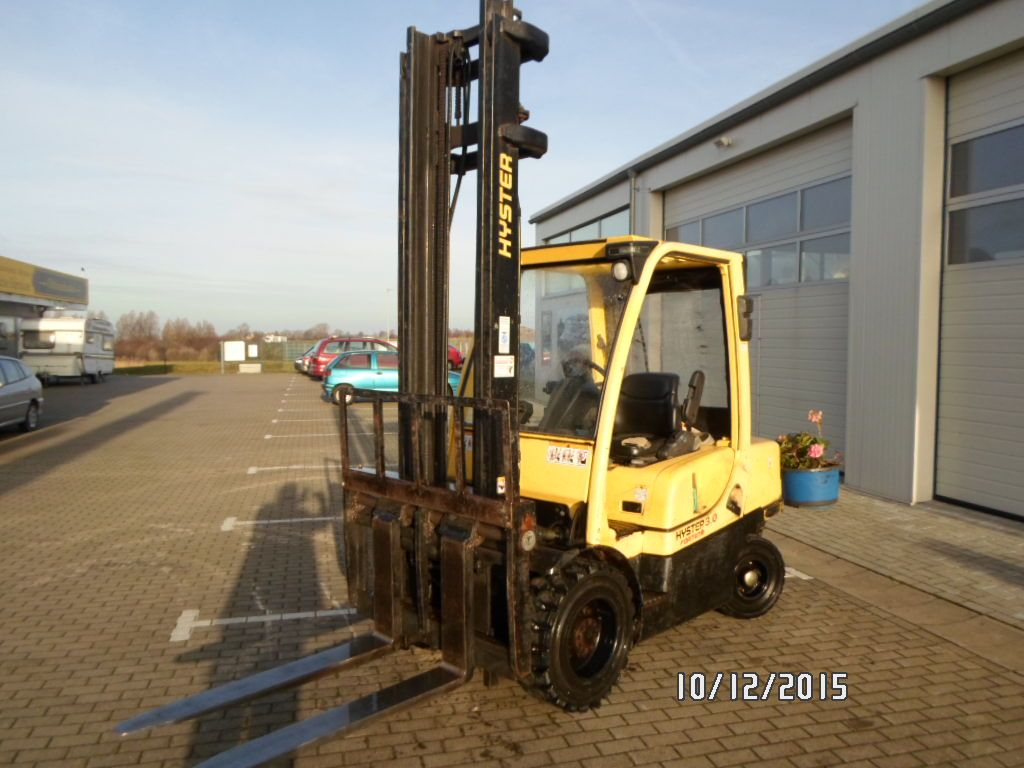 Hyster H3.0FT Advance  www.heinbockel-gabelstapler.de