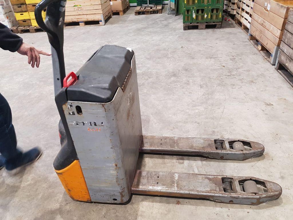 Still ECU16 Niederhubwagen www.heinbockel-gabelstapler.de