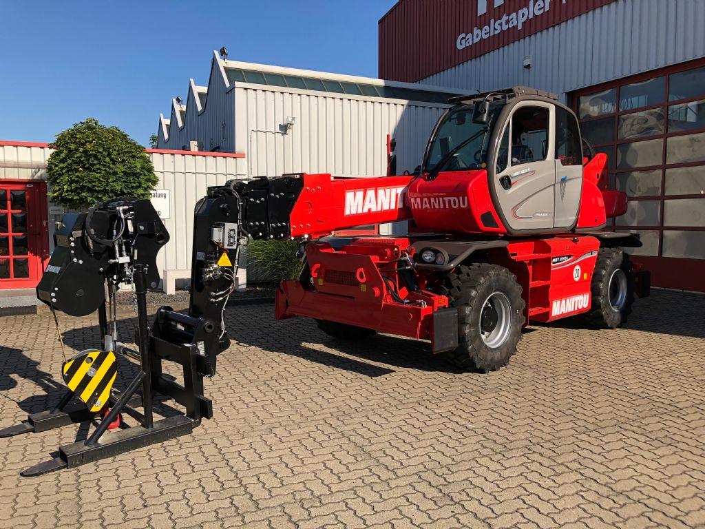 Manitou-MRT 2550 Privilege Plus-Teleskopstapler drehbar-www.herbst-gabelstapler.de