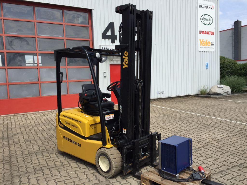Yale-ERP 20VT MWB-Elektro 3 Rad-Stapler-www.herbst-gabelstapler.de