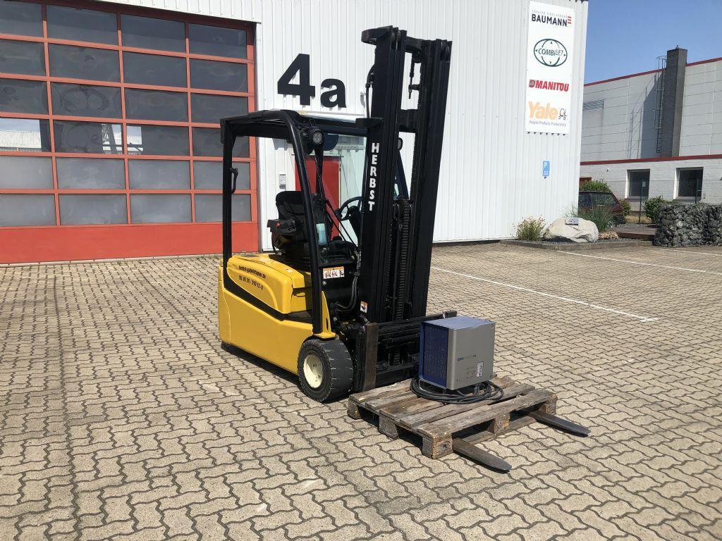Yale-ERP 20 VT LWB (E2530)-Elektro 3 Rad-Stapler-www.herbst-gabelstapler.de