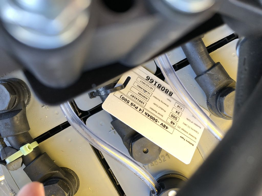Yale-ERP16VT SWB -Elektro 3 Rad-Stapler-www.herbst-gabelstapler.de