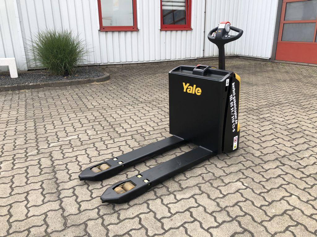 Yale-MP16 Lithium Ionen-Niederhubwagen-www.herbst-gabelstapler.de