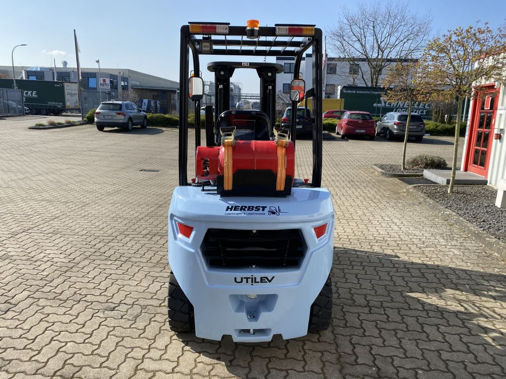 UTILEV-UT25P - Treibgas LPG-Treibgasstapler-www.herbst-gabelstapler.de