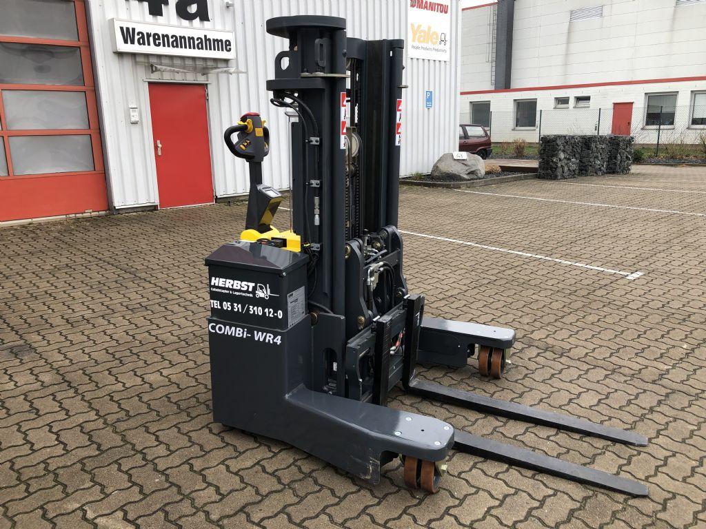 Combilift-WR4 2000 kg 4-Wege-Vierwege Seitenstapler-www.herbst-gabelstapler.de