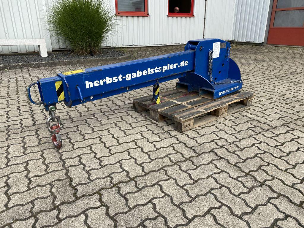 *Sonstige-KAT-5 Kranarm-Kranarm-www.herbst-gabelstapler.de