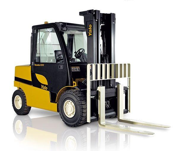 Yale-GDP 55 VX PRODUCTIVI-Dieselstapler http://www.hft-gmbh.de