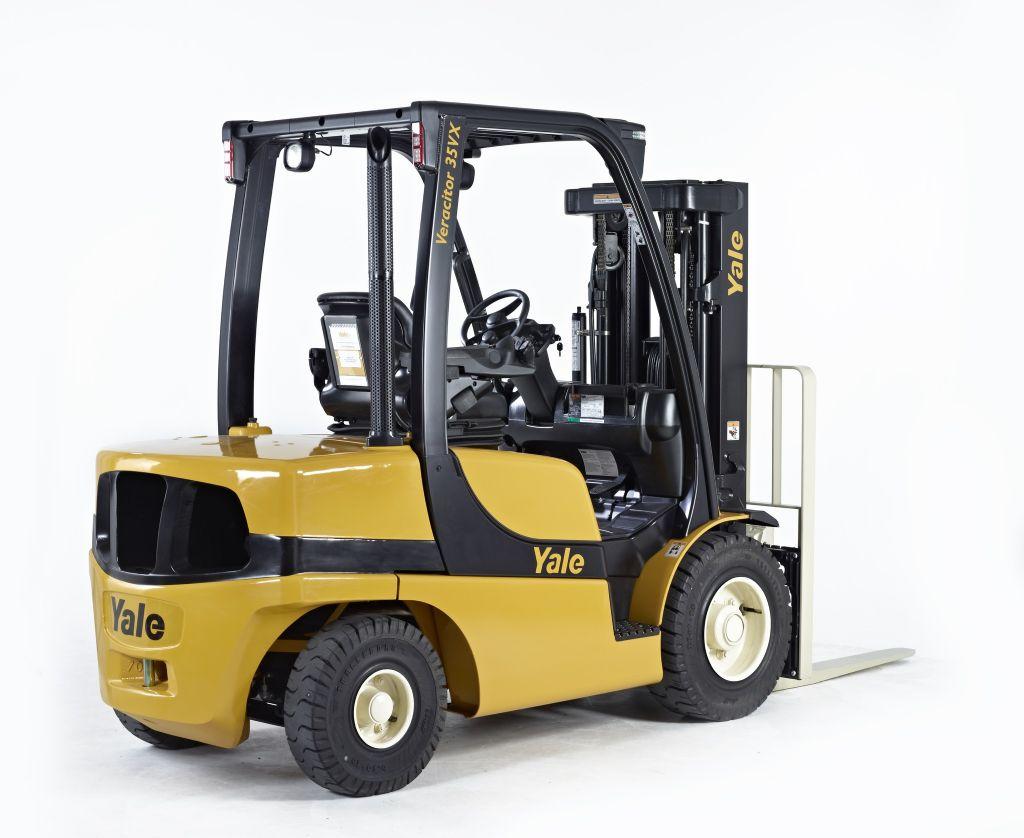 Yale GDP 35 VX VALUE Dieselstapler www.staplerservice.de