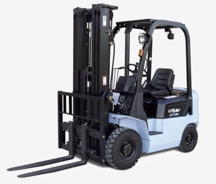 Utilev-UT 15 P (DIESEL)-Dieselstapler http://www.hft-gmbh.de