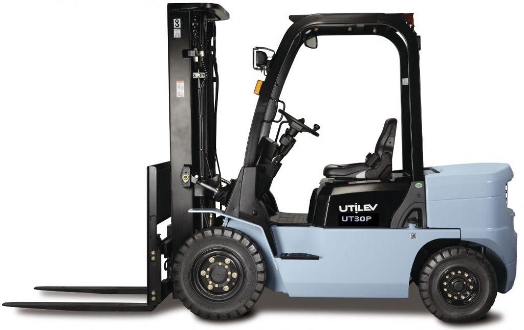 Utilev UT 30 P (DIESEL) Dieselstapler www.staplerservice.de