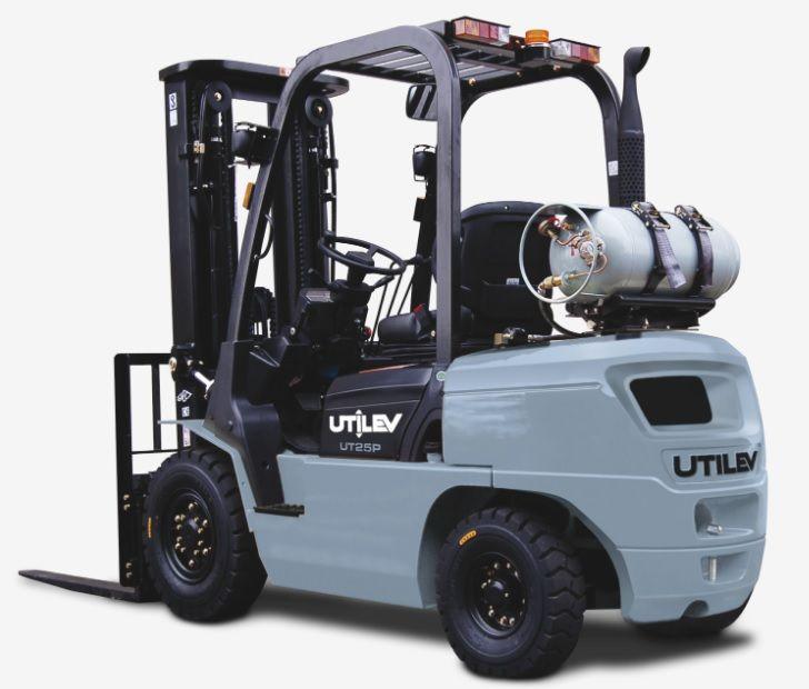Utilev-UT 25 P (TREIBGAS)-Treibgasstapler http://www.hft-gmbh.de