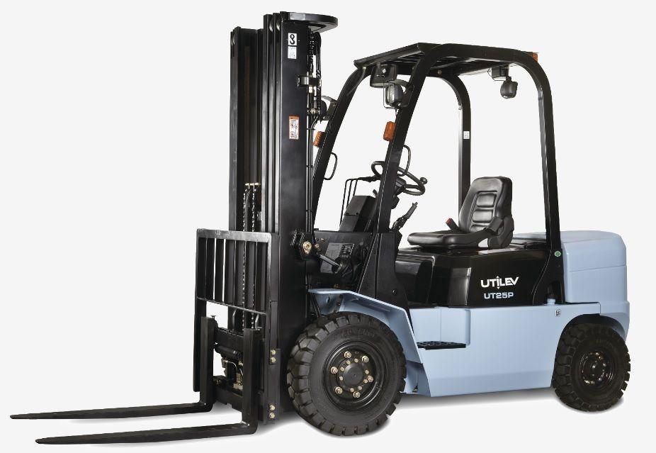 Utilev-UT 25 P (DIESEL)-Dieselstapler http://www.hft-gmbh.de
