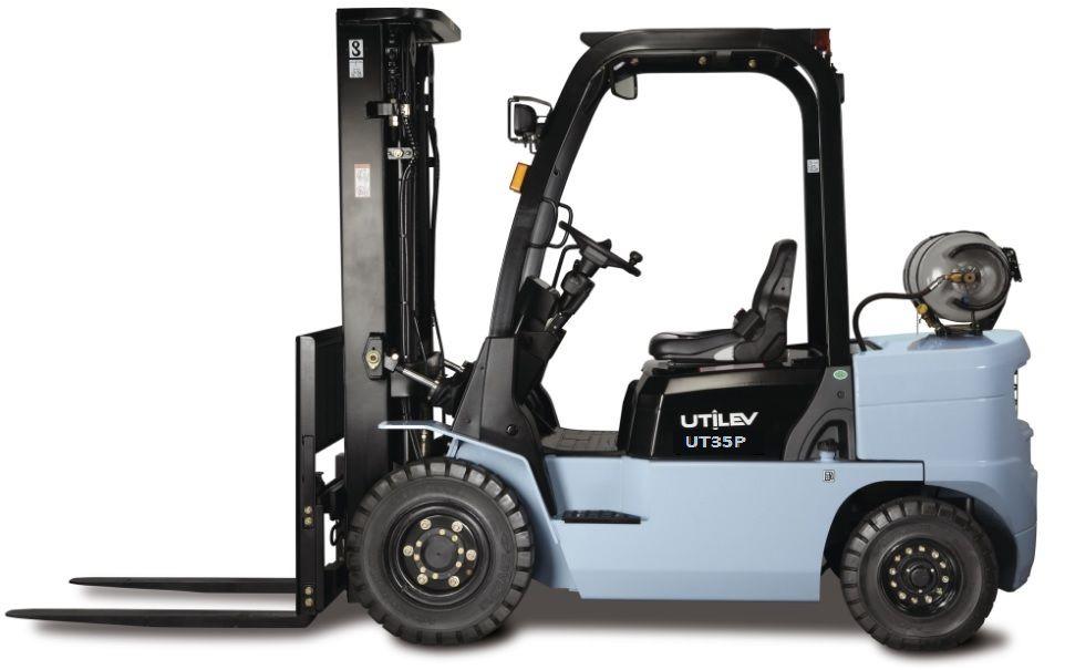 Utilev-UT 35 P (TREIBGAS)-Treibgasstapler http://www.hft-gmbh.de