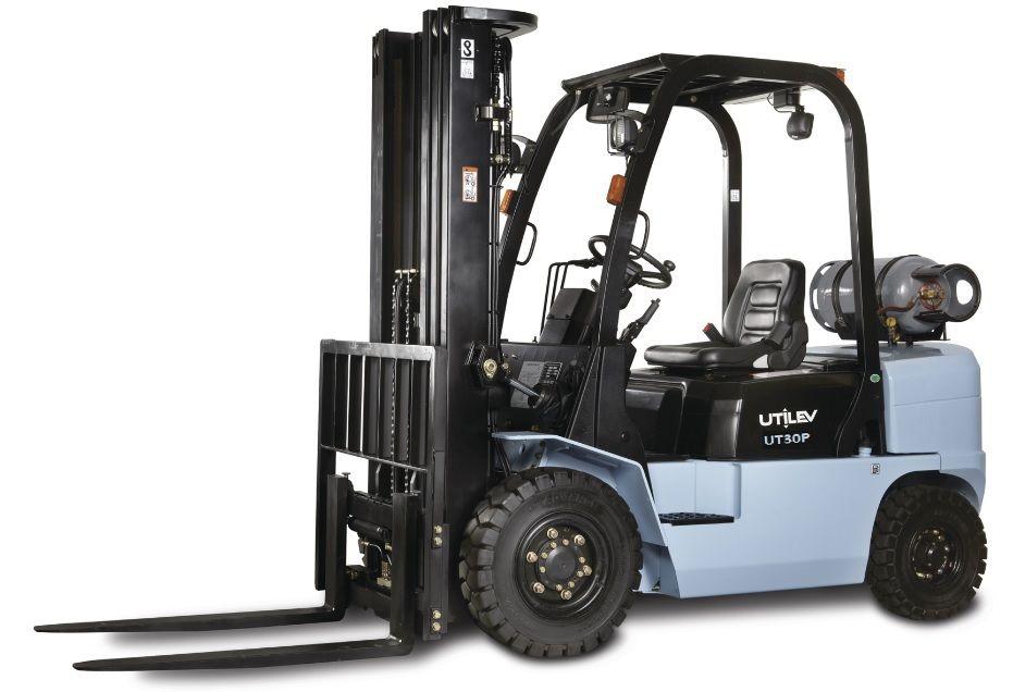 Utilev-UT 30 P (TREIBGAS)-Treibgasstapler http://www.hft-gmbh.de