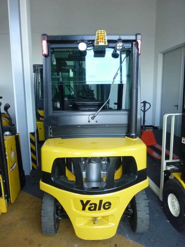 Yale GDP 20 VX Dieselstapler www.hft-gmbh.de