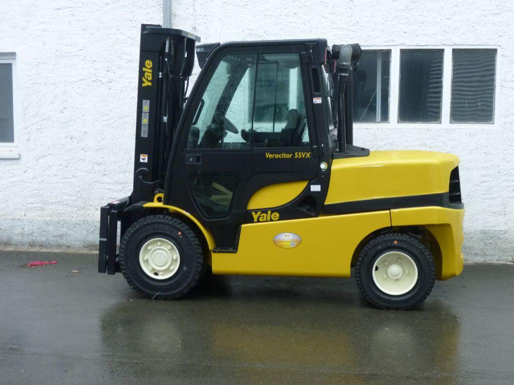 Yale GDP 55 VX Dieselstapler www.hft-gmbh.de