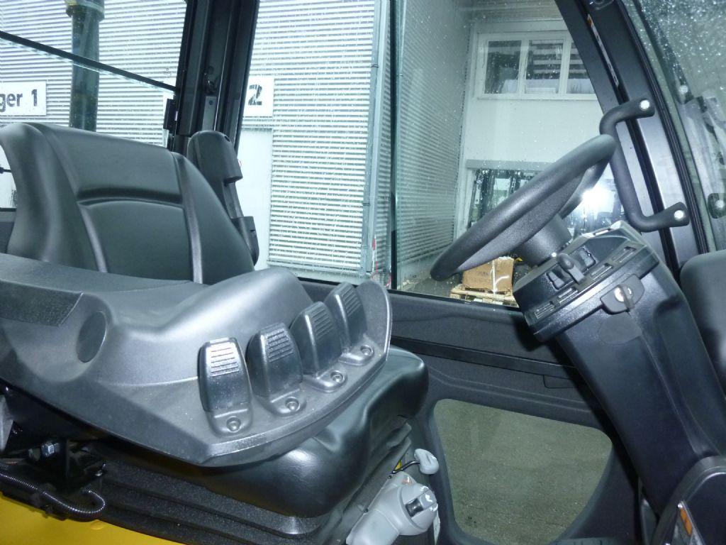 Yale GDP 55 VX Dieselstapler www.staplerservice.de
