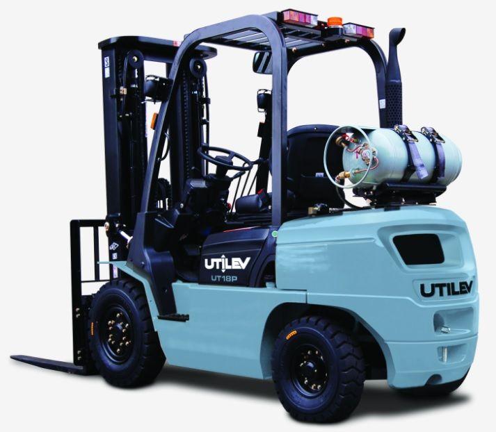 Utilev-UT 18 P (TREIBGAS)-Treibgasstapler http://www.hft-gmbh.de