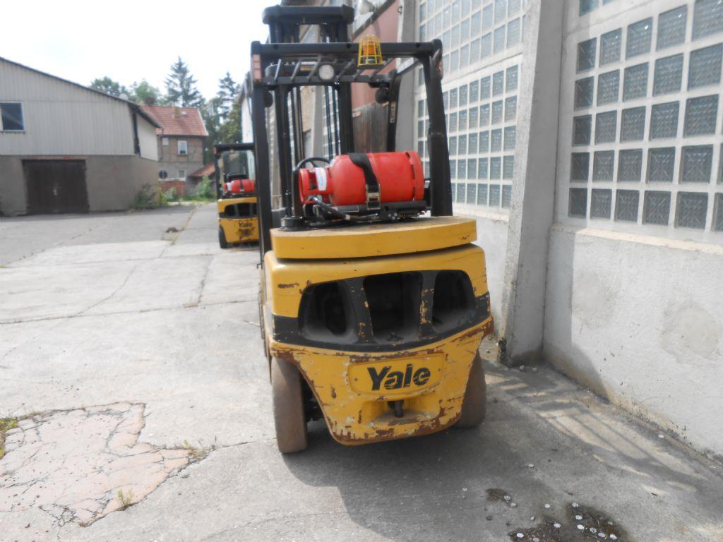 Yale GLP 35 VX PRODUCTIVI Treibgasstapler www.staplerservice.de