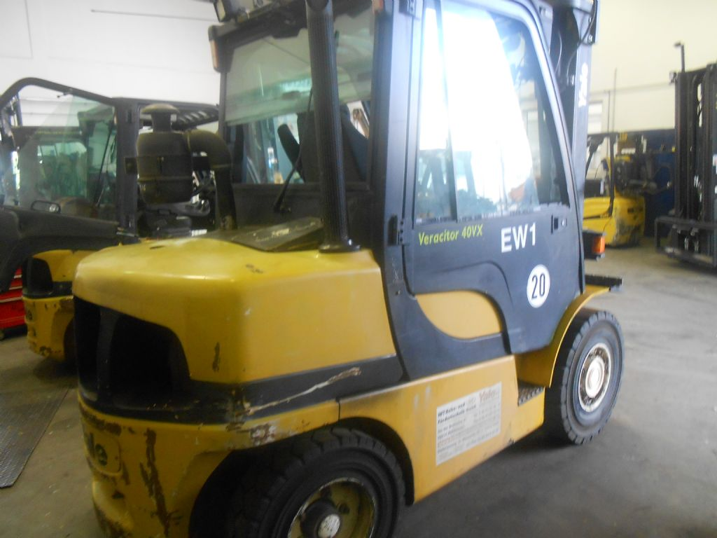 Yale-GDP 40 VX -Dieselstapler http://www.hft-gmbh.de