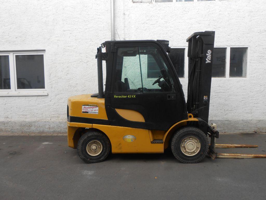 Yale-GDP 45 SVX Prod-Dieselstapler http://www.hft-gmbh.de