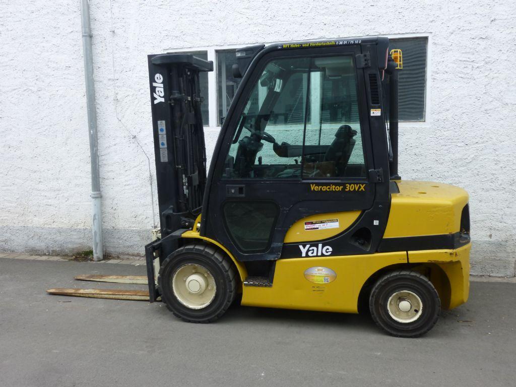 Yale GDP 30 VX Dieselstapler www.hft-gmbh.de