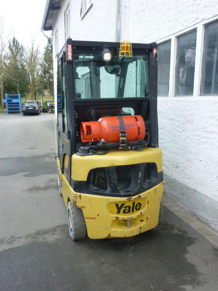 Yale GLP 20 SVX Value Treibgasstapler www.staplerservice.de