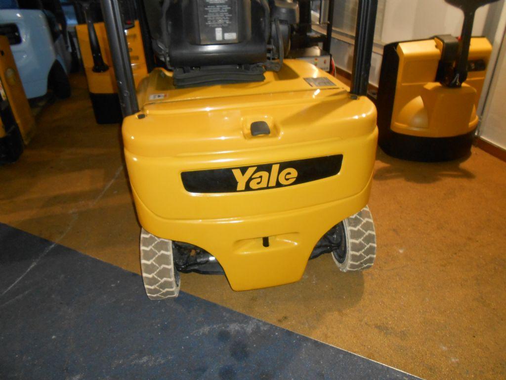 Yale ERP 20 VF LWB Elektro 4 Rad-Stapler www.hft-gmbh.de