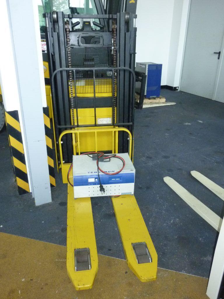 Yale MP 20 XD Doppelstockstapler www.hft-gmbh.de