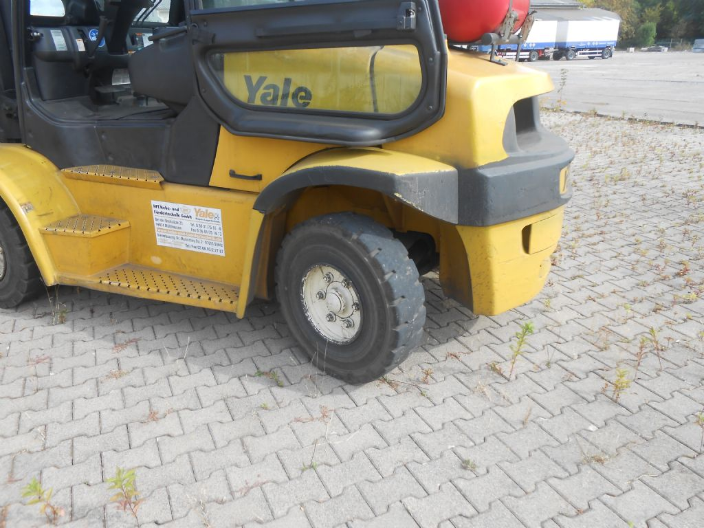 Yale GLP 70 VX VALUE Treibgasstapler www.hft-gmbh.de