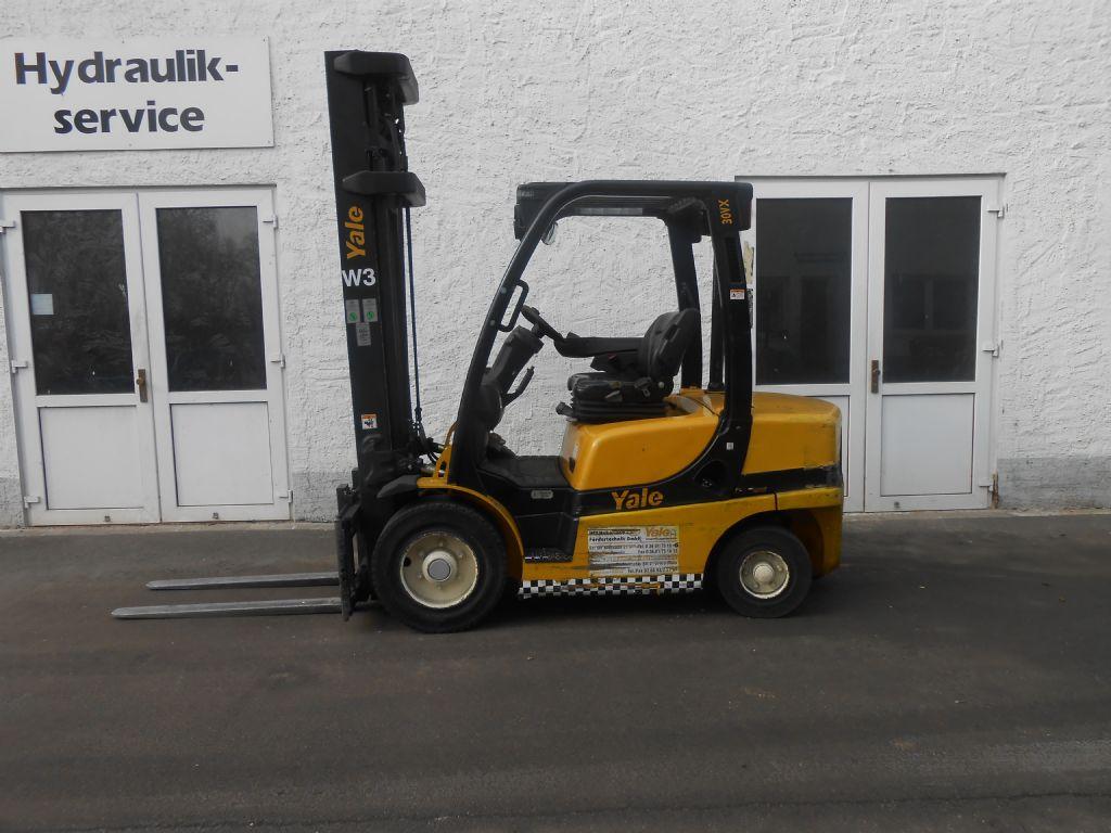 Yale GDP 30 VX PRODUCTIVI Dieselstapler www.staplerservice.de