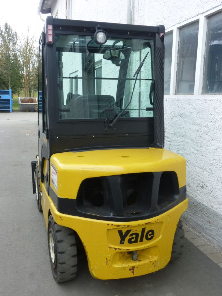 Yale GDP 30 VX Productivity Dieselstapler www.staplerservice.de