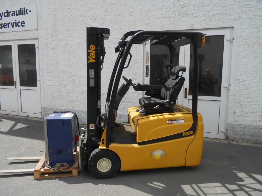 Yale-ERP 16 VT MWB-Elektro 3 Rad-Stapler http://www.hft-gmbh.de