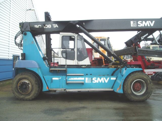 Leer Container Reachstacker--SC108TA