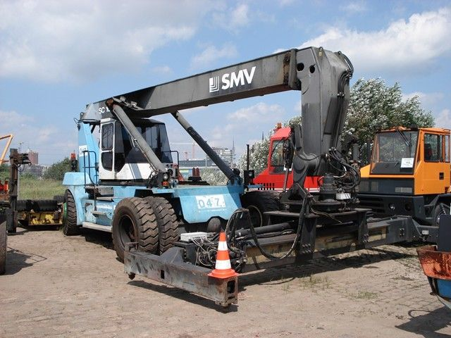Reachstacker-SMV-SC108TA6