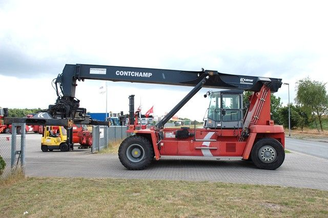 Kalmar DRD100-52-S6 Empty Container Reachstacker