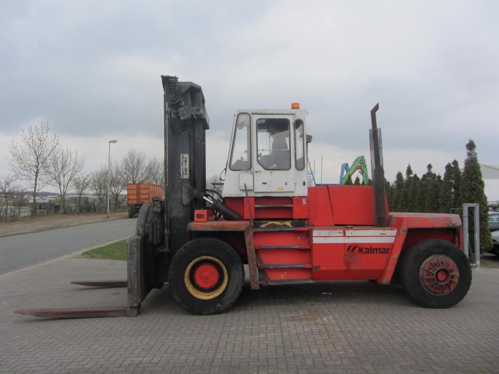 Kalmar DC23,6-1200 Heavy Forklifts www.hinrichs-forklifts.com