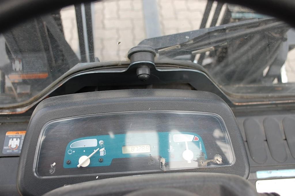 Toyota 62-7FDF25 Diesel Forklift
